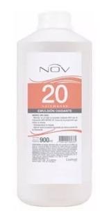 Oxidante De 20 Volumenes Cremoso Emulsion X900 Ml