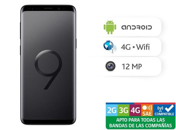 Smartphone Samsung S9 Black Open