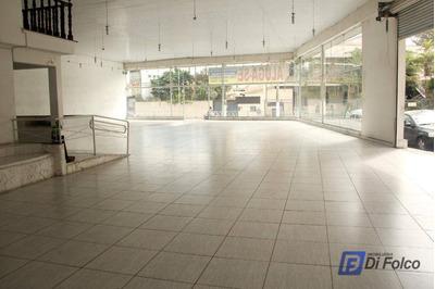 Ponto Comercial Para Renda, Rudge Ramos, São Bernardo Do Campo - Sl0011
