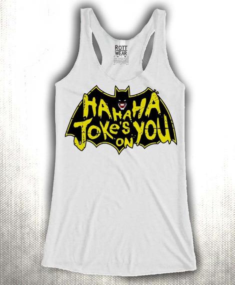 Batman Joker Guason Tank Top Rott Wear