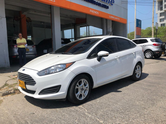 Ford Fiesta Se Mecánico