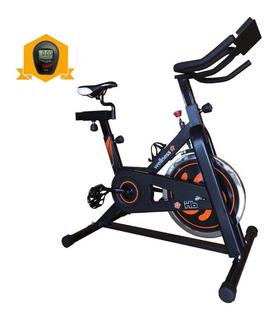 Bike Bicicleta Spinning Hb Residêncial C/ Painel Wellness