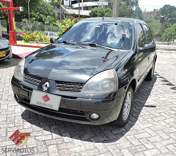 Renault Clio Dynamique Mt 1.6 2008 Mnr142