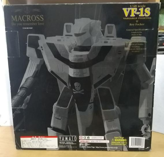 Macross Valkyrie Vf 1s Yamato Paquete