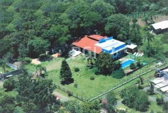 Sítio Em Zona Rural Com 3 Dormitórios - Ev3385