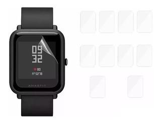 Kit 10 Películas Hd Xiaomi Amazfit Bip Pronta Entrega
