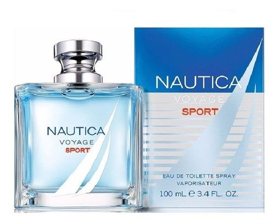 Perfume Nautica Voyage Sport 100ml. Original 100%