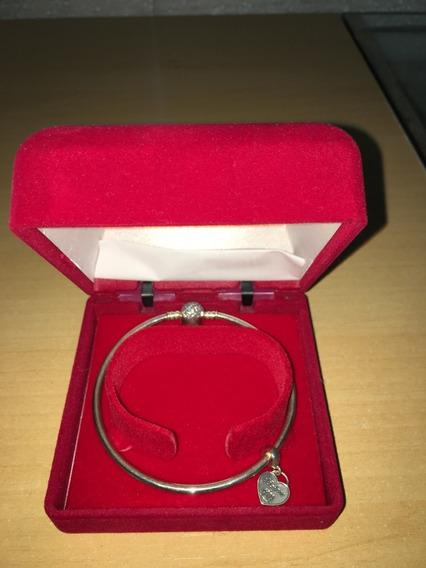 Bracelete Pulseira De Prata 15 Anos Presente