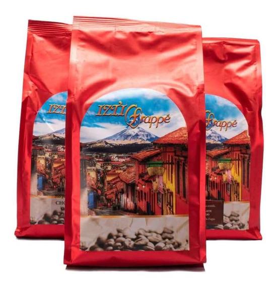 Moka Saborizante Gourmet Bebidas Frappes 3 Kg