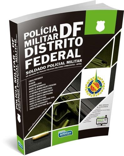 Apostila Polícia Militar - Distrito Federal Pmdf + Frete