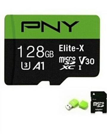 Cartão Micro Sd Sdhc 128 Gb Pny