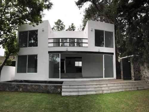 Casa En Fraccionamiento En Ahuatepec / Cuernavaca - Ber-762-fr*