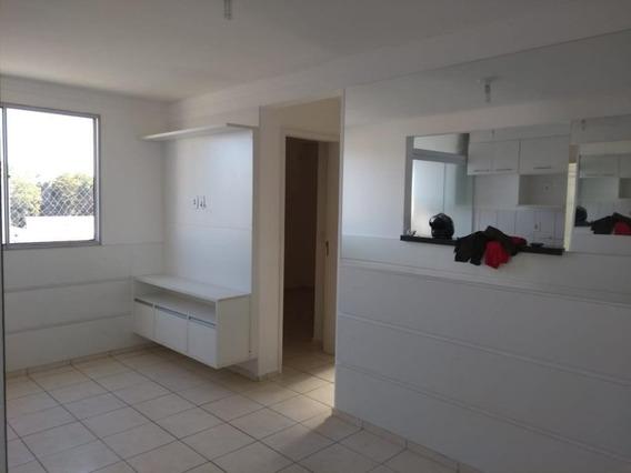 Apartamento Em Conjunto Habitacional Doutor Antônio Villela Silva, Araçatuba/sp De 48m² 2 Quartos Para Locação R$ 550,00/mes - Ap274583