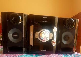 Panasonic Sa-ak180 - Equipo De Musica - Minicomponente