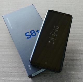 Samsung S8 Plus Dual Sim Libre De Fabrica
