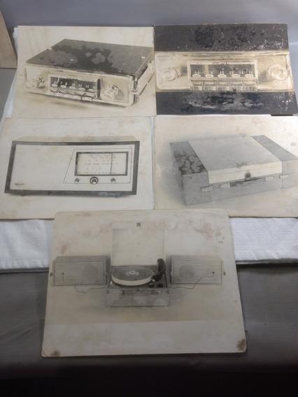 Fotos De Rádios Vitrola Antigas Leia A Descrição