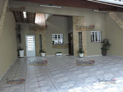 Casa Para Venda, 2 Dormitórios, Vila Natália - São Paulo - 7432