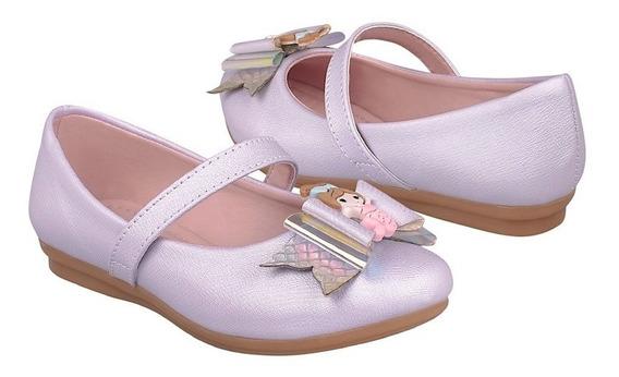 Zapatos Casuales Para Niña Miss Pink 181789 Lila