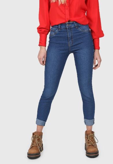 Moda De Jean Chupin Para Vestir Pantalones Mujer Mercadolibre Com Ar