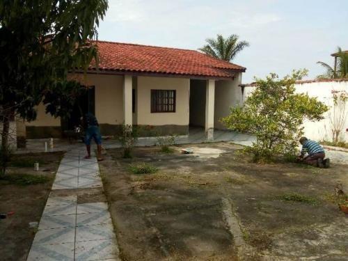 Casa No Parque Augustus, Em Itanhaém,ref. 4679 M H