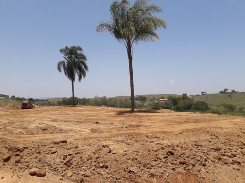 Imagem 1 de 14 de Linda Chácara De 2500m Pronta Para Construir