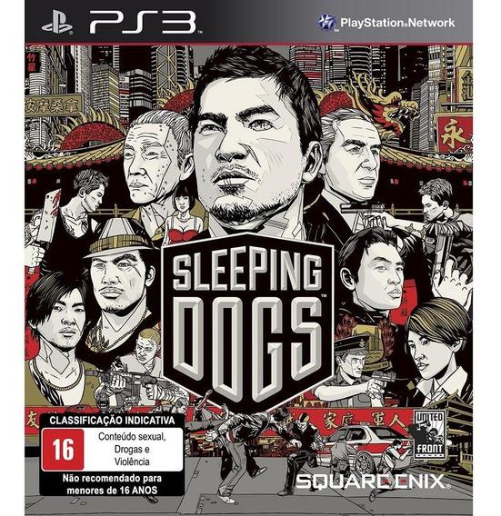 Sleeping Dogs Ps3 Midia Digital Psn Envio Rápido Promoção