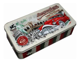 Rompecabezas Italia ,lata,vintage 1000 Piezas 11445 Ronda