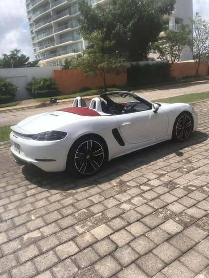 Porsche Boxster 2.0 L Pdk 718 At 2017