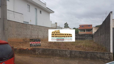 Terreno À Venda, 365 M² Por R$ 290.000 - Jardim São Carlos - Sorocaba/sp - Te0074