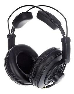 Superlux Hd668b Dynamic Semi - Auriculares Abierto