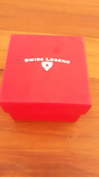 Relógio De Pulso Swiss Legend