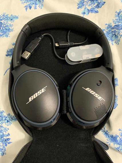 Headphone Bose Soundlink Around Ear Fone Sem Fio Bluetooth