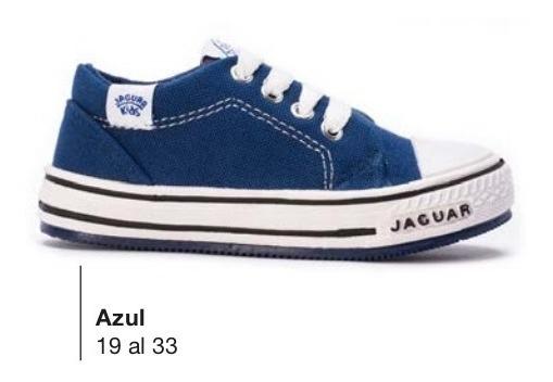 Zapatillas Jaguar Clásica Con Puntera Art. 128
