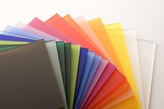 Laminas Acrilicas De Colores Y Transparente