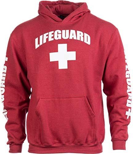 diseño superior calidad de marca 100% de alta calidad Sudadera Lifeguard - Sudaderas y Hoodies en Mercado Libre México