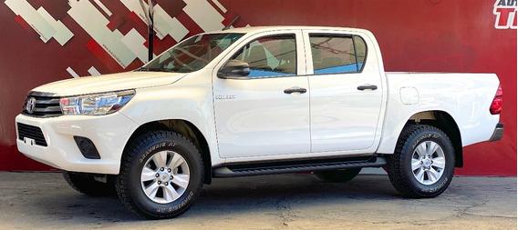 Toyota Hilux Sr Doble Cabina 2018