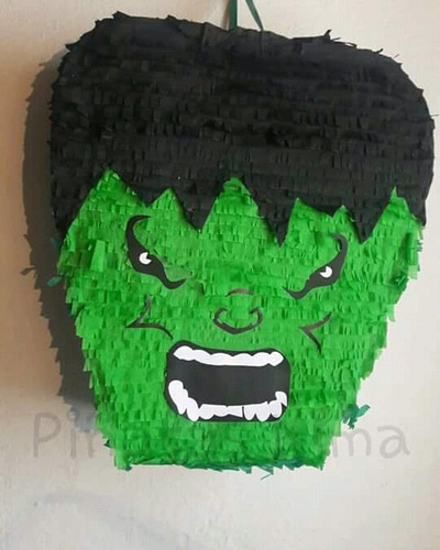 Piñatas Hullk 50 Cm