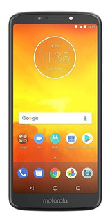 Motorola E5 Plus Dual SIM 32 GB Gris flash 3 GB RAM