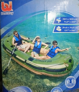 Gomon Inflable Voyager 500 3,61 X 1,65 Hydroforce