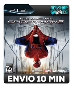 Homem Aranha 2 - The Amazing Spider-man 2 - Psn Ps3 - Oferta