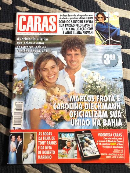 Caras 97 Carolina Dieckman Santoro Tony Ramos Leal Ana Paula