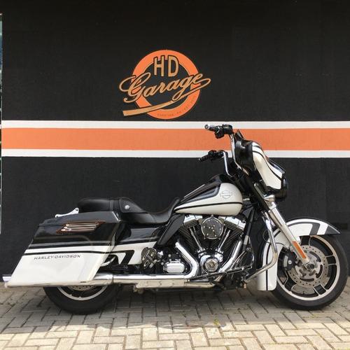 Imagem 1 de 14 de Harley Davidson Street Glide Bagger