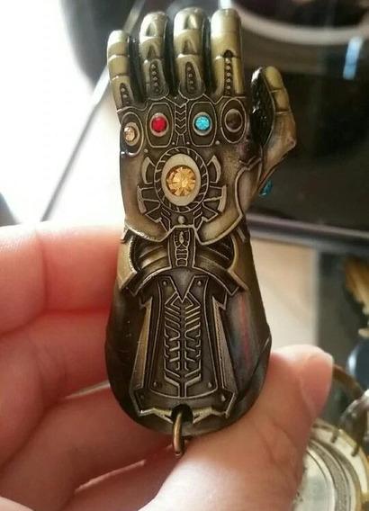 Chaveiro Punho Manopla Do Infinito Thanos Marvel Vingadores