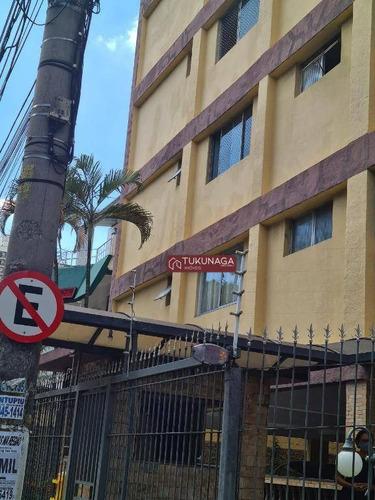 Apartamento Com 2 Dormitórios Para Alugar, 75 M² Por R$ 1.000,00/mês - Vila Galvão - Guarulhos/sp - Ap4982