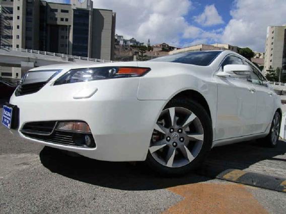 Acura Tl 2012 5p Aut