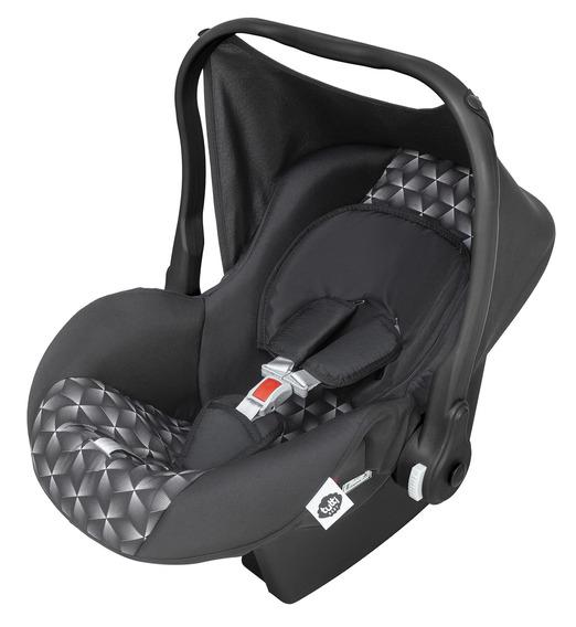 Bebê Conforto Cadeirinha Carro Nino Preto - Tutti Baby