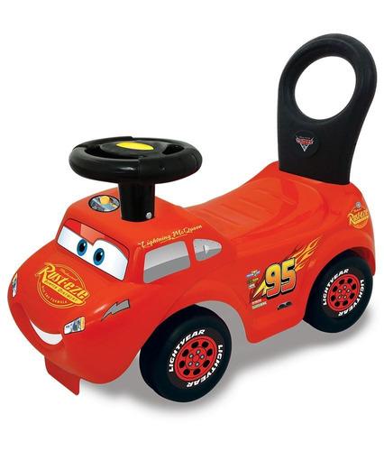Buggie Cars Mc Queen Con Sonido Disney