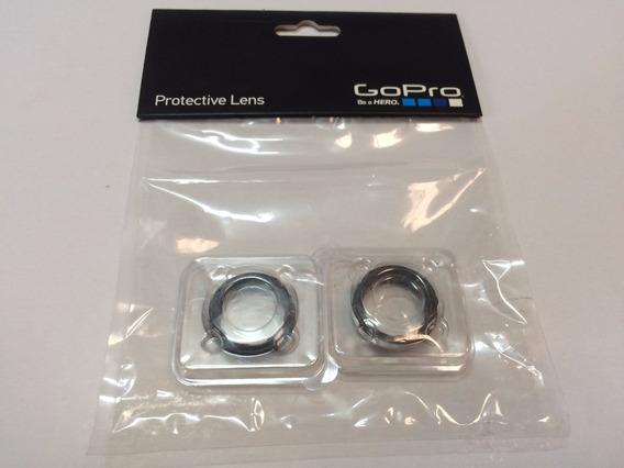 2 Lentes Gopro Protetora Hero 3 E Hero 3+ Agclk-301 Original