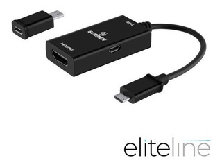 Adaptador De Video Mhl A Hdmi Para Android