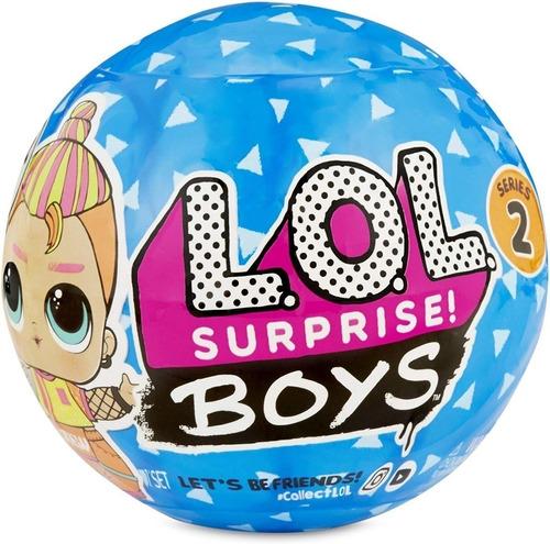 Lol Muñeca Lol Surprise Boys Serie 2 L.o.l 561699 E. Full
